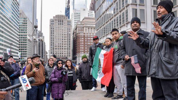 Cómo los inmigrantes construyeron la izquierda americana y cómo pueden reconstruirla