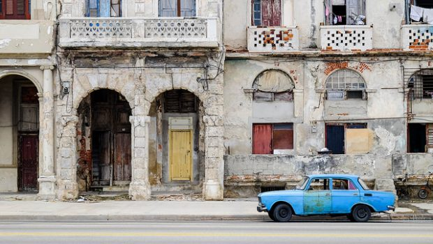 Havana  (An Elegy to Myself)