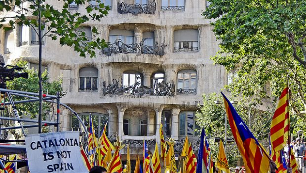 Catalonia`s Divorce