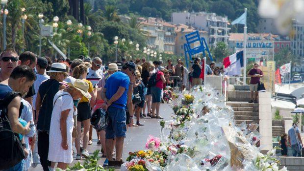 Atentado en Niza