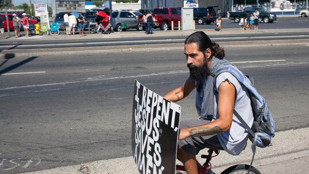 Evangelistas en América: los votos de la fe