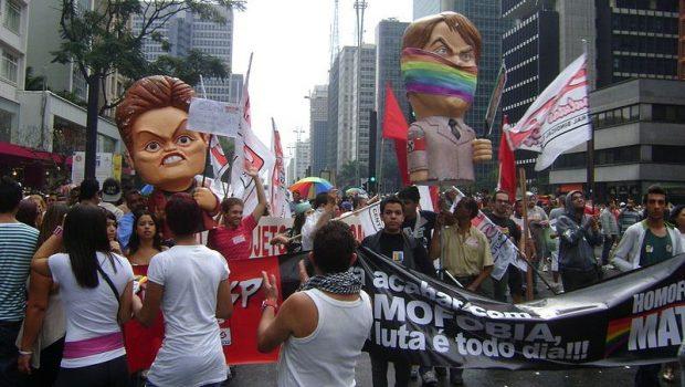 Bolsonaro y la actualización de la vieja alianza liberal-totalitaria
