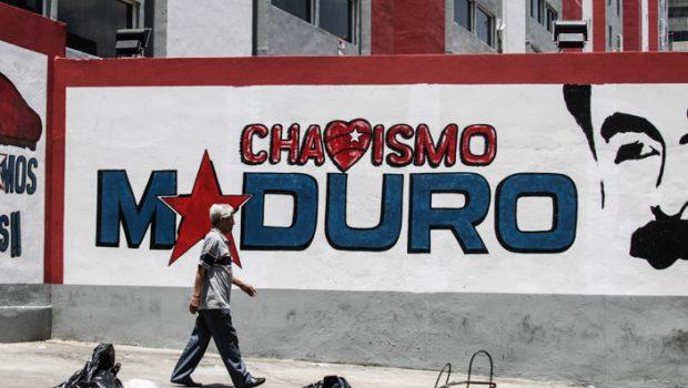 Venezuela, trágica parodia del pasado