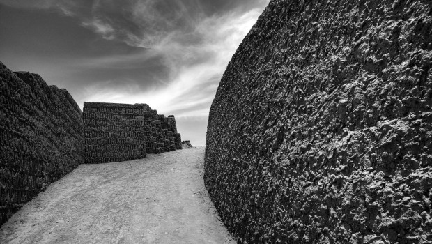 The Silent Cities of Peru: The Archaeological Photography of Fernando La Rosa