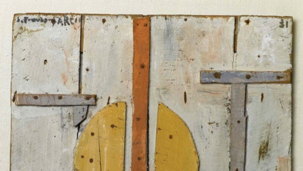 Constructing Abstraction with Wood: Joaquín Torres-García
