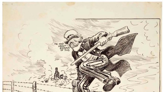 Juan Manuel Aurrecoechea: La Revolución Mexicana en la caricatura estadounidense