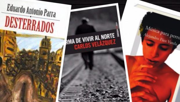 Fragmentos de un país convalesciente, tres libros sobre México