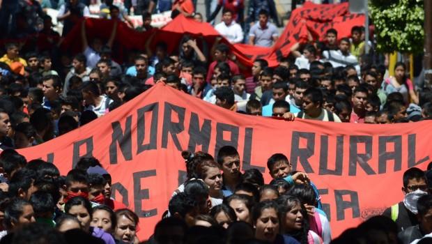Ayotzinapa y sus normalistas