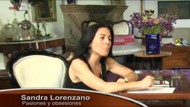 Sandra Lorenzano y el universo de la creación