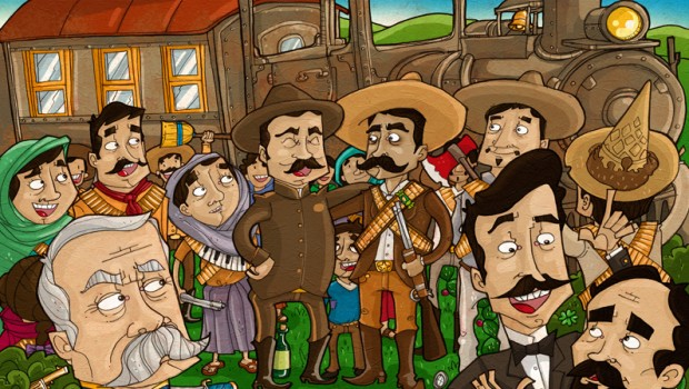 Reconsidering the Mexican Revolution