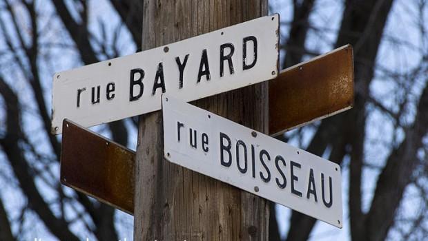 El equilibrista de Bayard Street