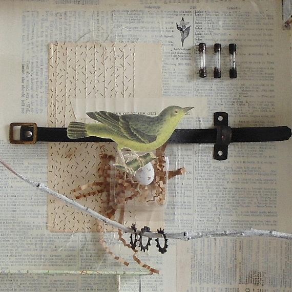 Bird Box - Joseph Cornell