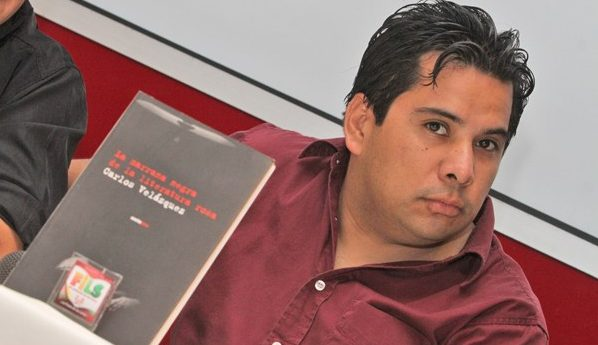 El Pericazo Sarniento de Carlos Velasquez