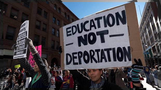 No a la eliminación de DACA