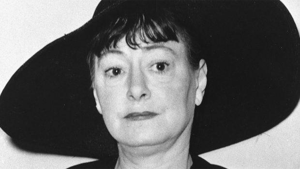 Perdón por el polvo: Dorothy Parker