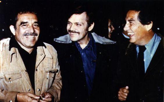 Octavio y Gabo
