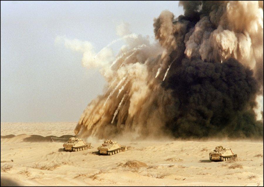 guerra del Golfo (1)