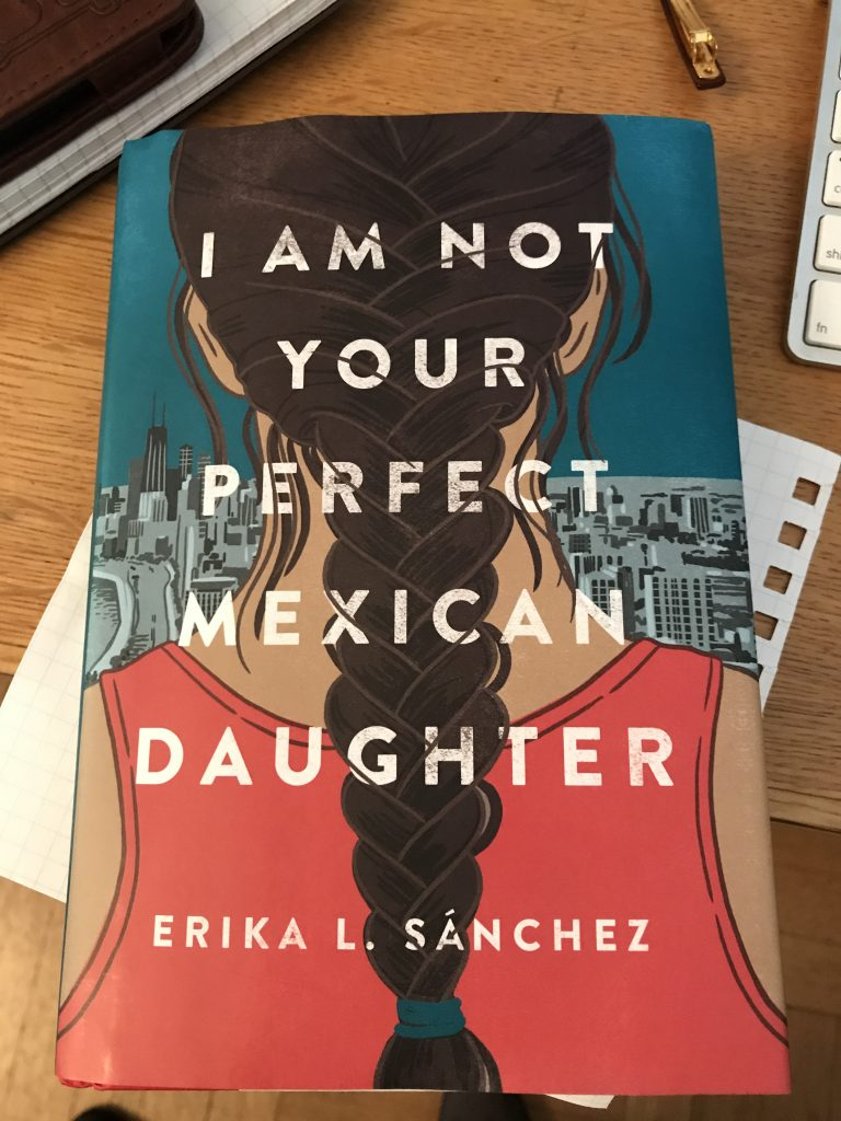 I Am Not Your Perfect Mexican Daughter - Literal Magazine