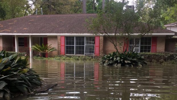 Hurricane Harvey Exposes Houston