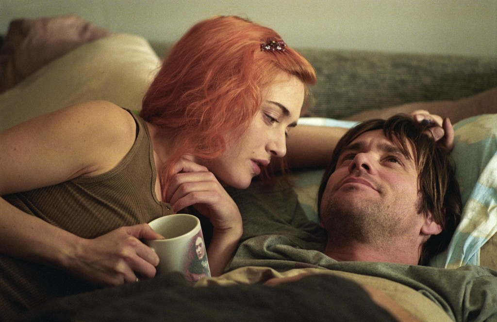 Kate Winslet y Jim Carrey 2