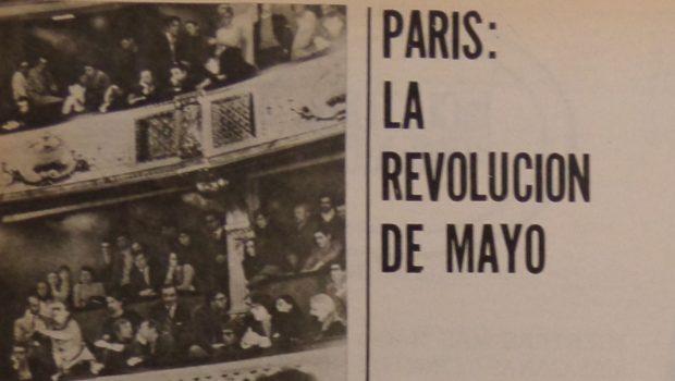 Octavio Paz y Carlos Fuentes: un mayo oscuro