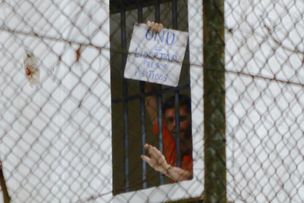 Leopoldo-Lopez desde la cárcel