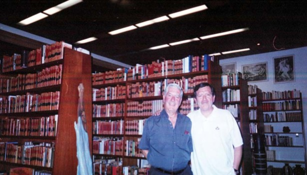The Persistence of Memory: A Conversation with Mario Vargas Llosa