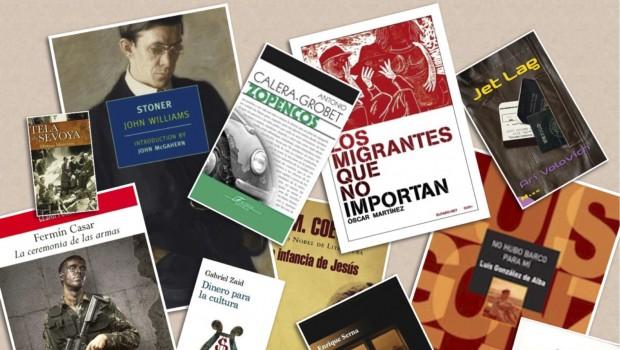 Tres editores comparten con Literal sus mejores lecturas en el 2013