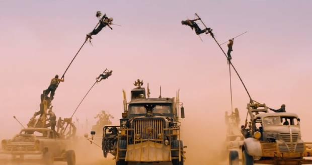 Mad Max. Fury Road: Guerrero de la carretera, ciborg, zombi y feminista