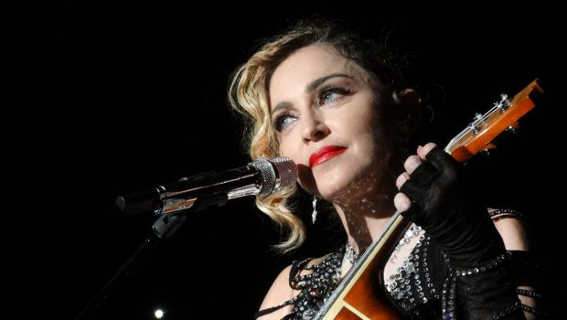 "La ""tercera edad"" de Madonna"