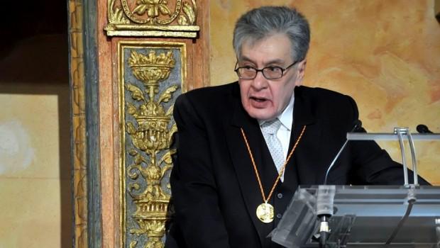 El discurso de José Emilio Pacheco al recibir el Premio Cervantes