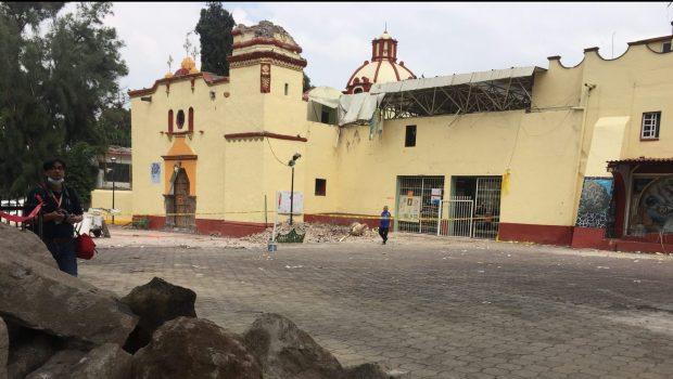 San Gregorio Atlapulco, Xochimilco:  donde la solidaridad volvió a tener significado