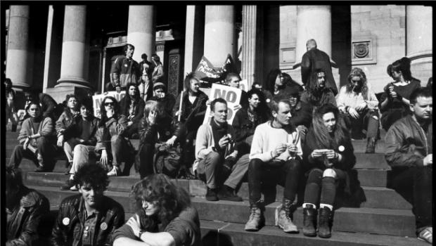 La historia de dos ciudades: el punk