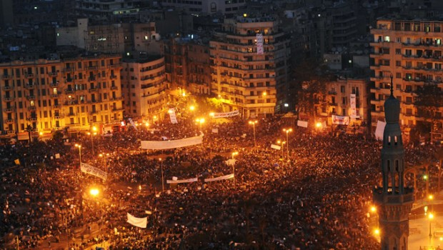Notes From the Egyptian Revolution
