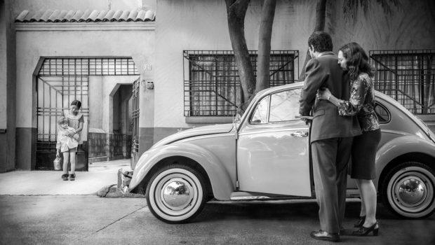El espejo turbio: Roma, de Alfonso Cuarón