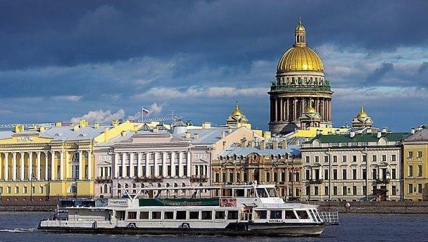 IV. Leningrado, la ciudad de los zares