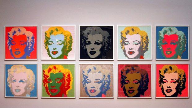 Las cápsulas de tiempo de Andy Warhol
