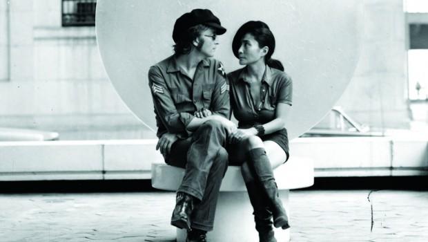 Fantasía doble: Lennon+Yoko = Fluxus