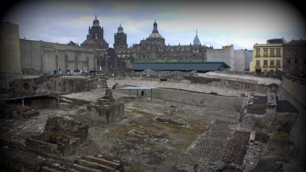 500 años de la toma de México Tenochtitlan