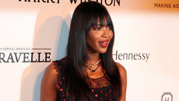 Naomi Campbell contra el racismo