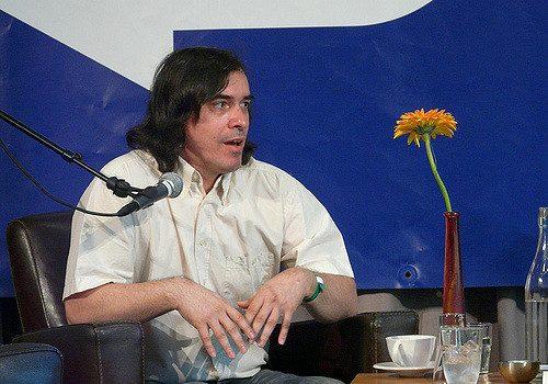 Mircea Cărtărescu, el escritor e Impedimenta