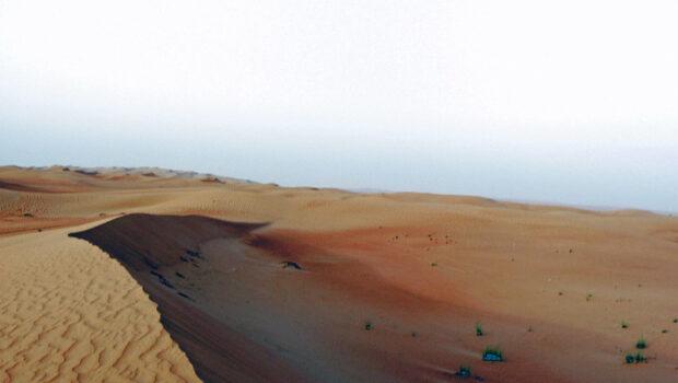 La arena del silencio