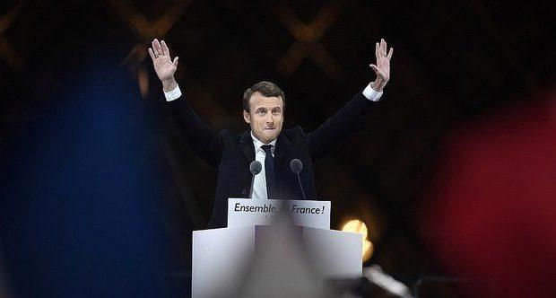 Macron: ¿hombre providencial…o flor de un día?