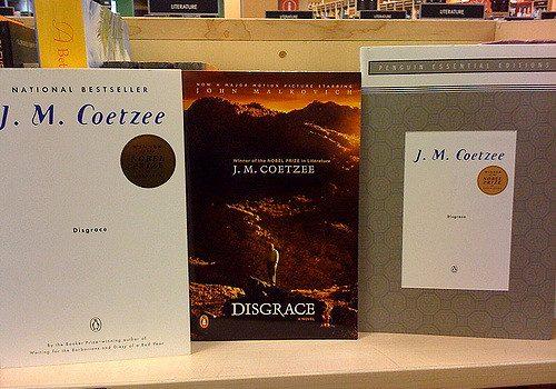 J.M.Coetzee: dos libros esclarecedores y entusiastas en México