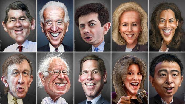Los candidatos presidenciales en Estados Unidos y la política exterior