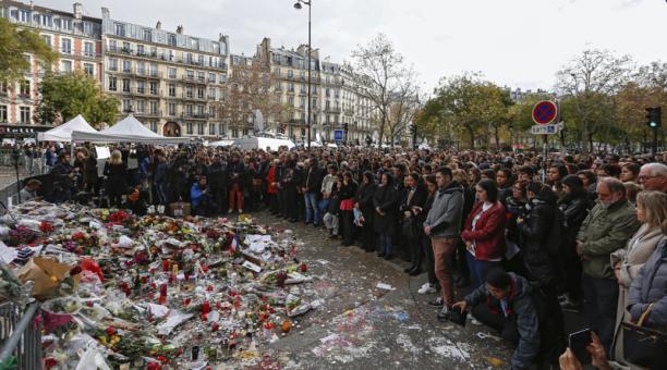El terror apocalíptico en París