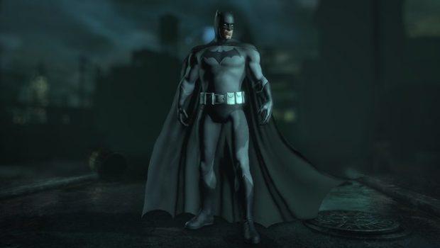 ¡Dígale a todo el mundo que yo soy Batman!