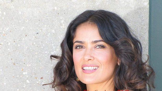 Salma Hayek y un monstruo llamado Weinstein