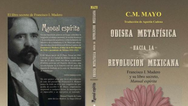 Presentación de Odisea metafísica, hacia la Revolución Mexicana de C.M. Mayo