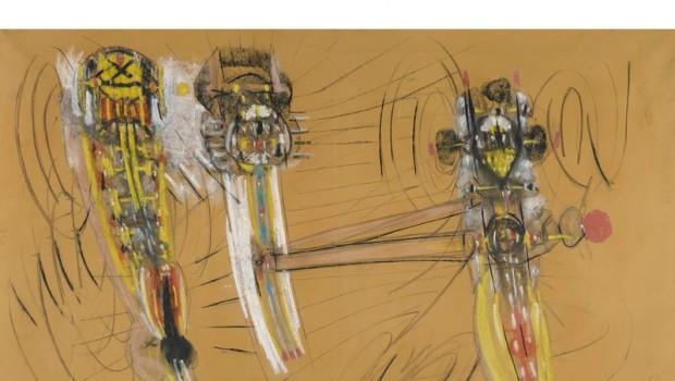 Tangentes de la Modernidad: Arte latinoamericano de la colección Brillembourg Capriles.